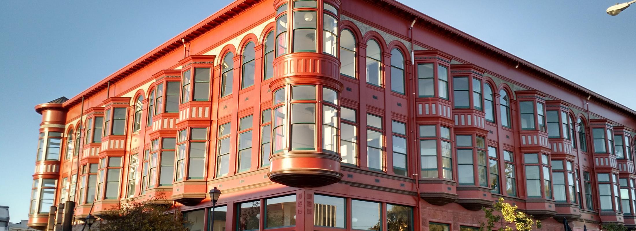 Carson Block Building